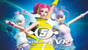 Space Channel 5 VR Kinda Funky News Flash! Free Download